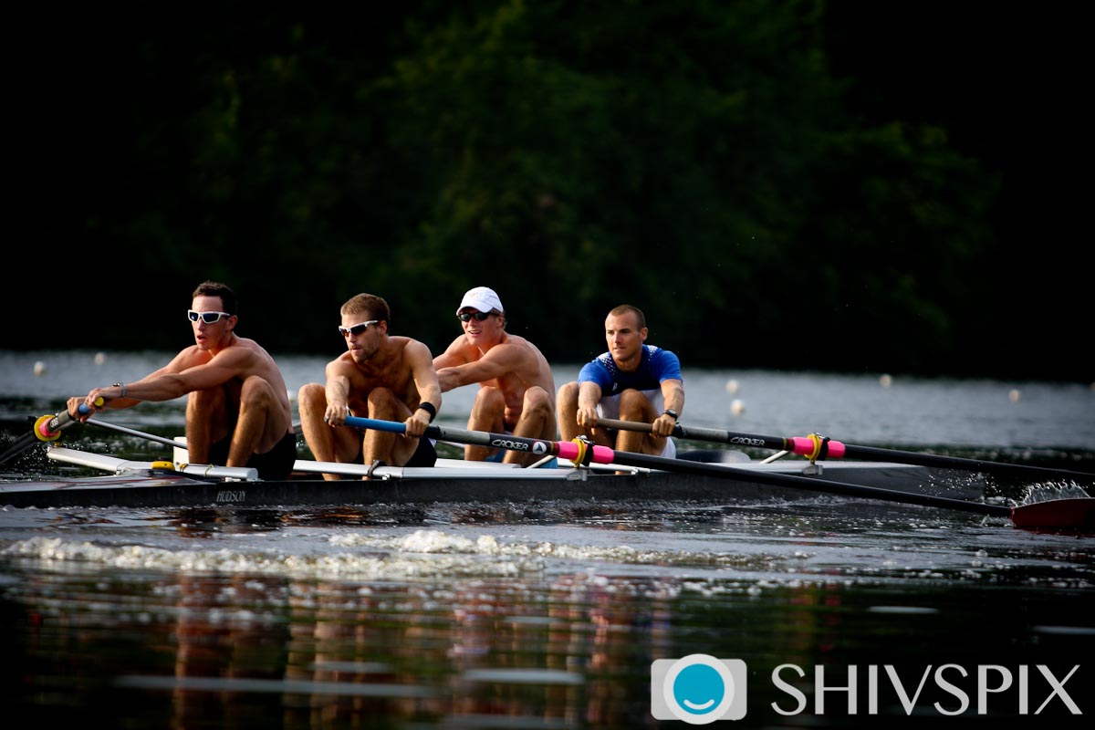 Lightweight Men's Four 2009