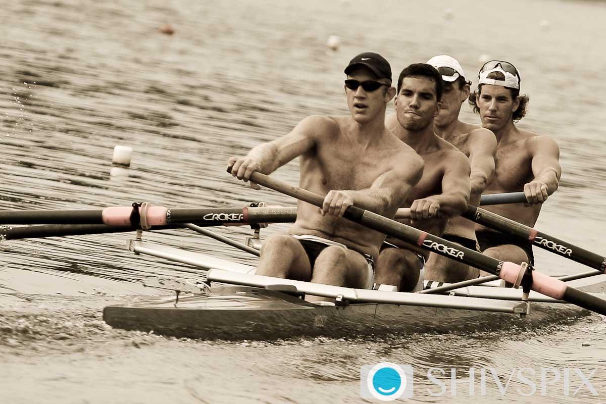 Men's Four 2009